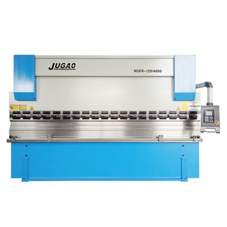 CNC hydraulic press brakes with Delem 41S controller( JUGAO BRAND )