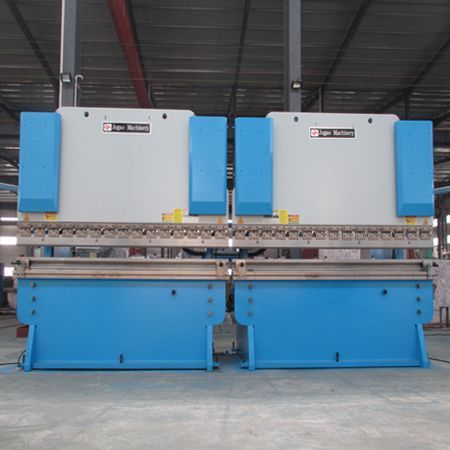 2WC67Y Tandem Hydraulic Press Brakes for stainless steel sheet bending machine( JUGAO BRAND )